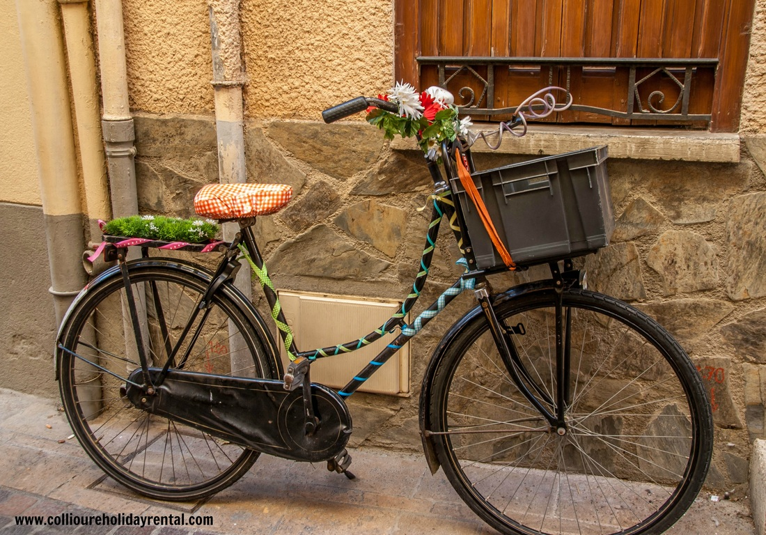 Bicycle in Collioure