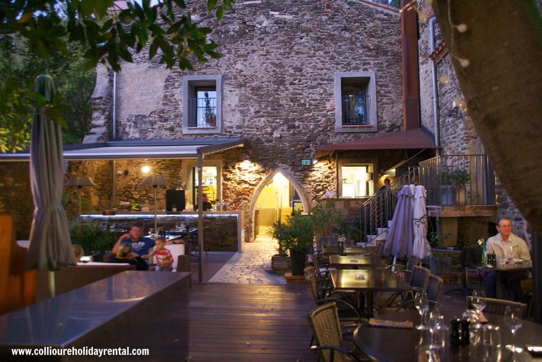 Reflexions collioure blog collioure holiday rental for Le jardin