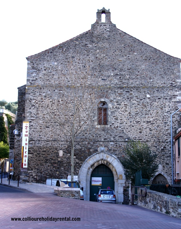 Dominican Convent in Collioure
